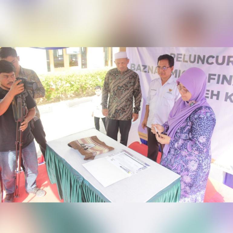 Berita Lampu Hijau Daerah Plus Baznas Microfinance Desa Di